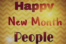 Happy New Month Everyone!!!