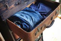 Koffer und Schubladen