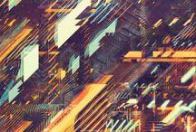 都市装饰画