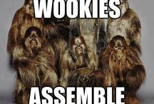 May the Fourth Be With You! / Star Wars jokes for Star Wars Day!
