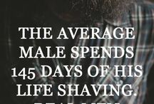 the longer the beard is.....