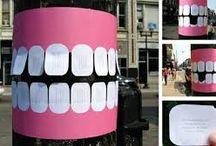 Stranezze pubblicitarie / Le immagini pubblicitarie piu strane nell'ambito pubblicitario.