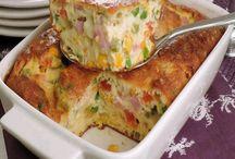 omelete sufle de forno