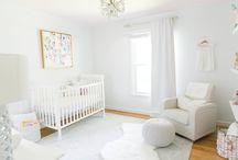 Kids | white nursery / white color