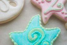 Seaside Cookies / Everything Ocean!