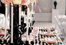 stoły & dekoracje