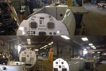 Life-Sized Replicas / Planes and Tanks - That we make