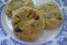 Cookies / Biscoitinhos para deixar a vida mais doce.