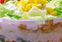 zelenina,saláty