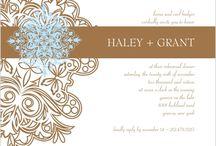 Wedding Inspiration - Invites