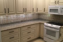 Refinshing / Cabinets