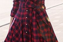 Plaids and Tartans / Fabric