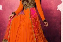 Chitrangada Singh Anarkali Suits / Buy Chitrangada Singh Anarkali Suits Collection Only on http://www.fashionfiza.com/