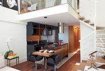 apartamento um piso