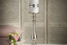 Candlesticks / Luxury candlesticks to decorate your home.