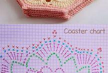 Crochet Coaster l