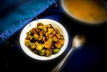 Curry/Sabzi / Indian style curries or sabzi  like stir fry,kootu,poriyal,side dish for rice,roti,parathas