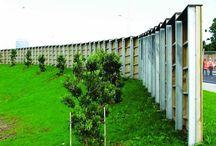 Commercial Gates & Fences / Commercial Applications for Gates & Fences