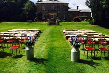 Northumberland Wedding venues