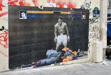 Street Art / I do not own any of these masterpieces!