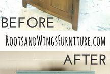 Furniture paint idea