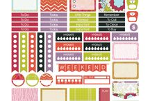 Free Happy Planner Printable Planner Stickers