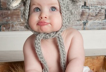 beautiful babies / by Linda Becerra