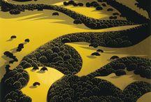 Illustration Landscapes
