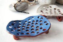 Изделия из глины(гончарные работы)