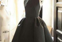 draping dresses