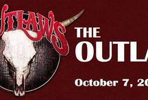 THE OUTLAWS at The Newton Theatre / For 40 years, these Southern Rock legends have remained one of the most influential and best-loved bands of the genre. See The Outlaws in a kickin' set with their undeniable sound and classic songs like Green Grass & High Tides, Ghost Riders in the Sky and There Goes Another Love Song.