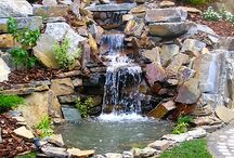 Waterfeatures / Ponds, Waterfalls and Streams