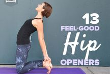 Hip Openers and Exercises