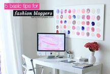 Business of blogging / blogging tips, social media & co