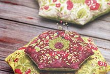Sewing projects / When Bean & Bantam has a spare minute, it's time to sew.  Fabulous looking sewing projects on our to-do list.