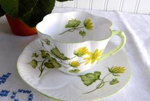 "Shelley ""Dainty"" Tea cups"