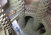 Concrete in interiors