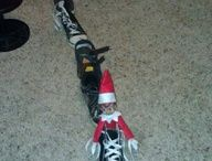 Elf on a shelf ideas  / by Erica Thoman