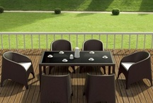 Outdoor Patio Dining / by CozyDays