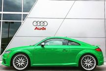 I want an Audi tt