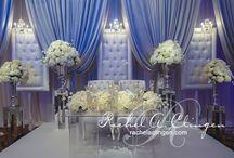 stół główny - backdrop