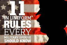 Military Spouse / What they can do to support their military husbands