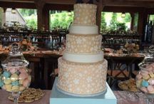 Wedding Cakes / Pictures of cakes from weddings we have DJ'd