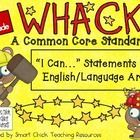 "Common Core ""I Can..."" Statements"