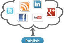 Website Content Auto post set up