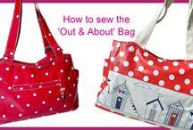 tašky s popisem šití