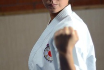 Female Karateka