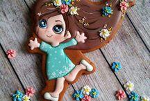 Cute cookie ideas