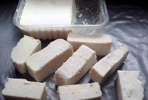 pasta de sabão