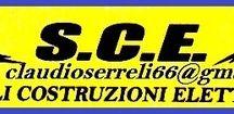 S.C.E.~Serreli Costruzioni Elettriche / Video promo della ditta S.C.E.